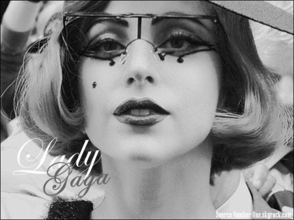 . ♦Suis toute l'actualitée de la talentueuse et unique Lady Gaga ! .