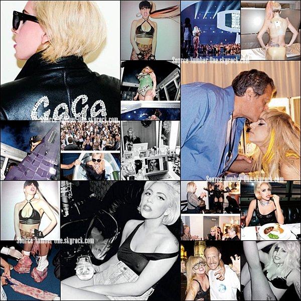 . 16/11- Lady Gaga à la sortie de son hôtel, toujours à Londres. .