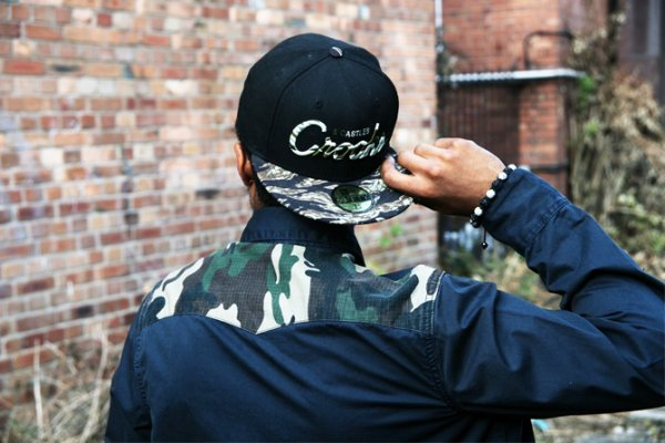 Crooks & Castles snapbacks