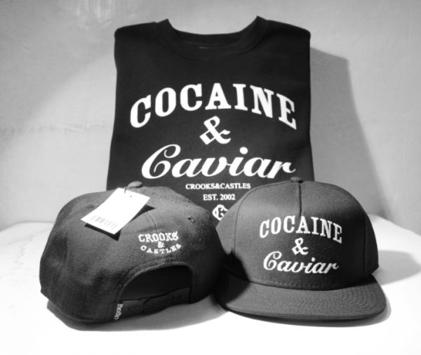 COCAINE AND CAVIAR