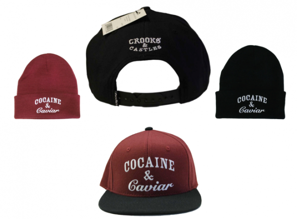 Cocaine and Caviar