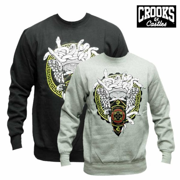 Crooks and Castles.