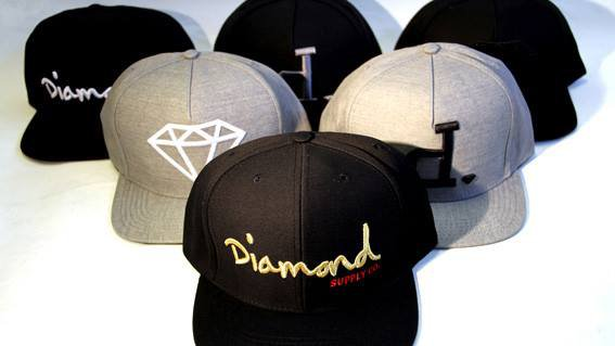 Diamond supply co #snapback
