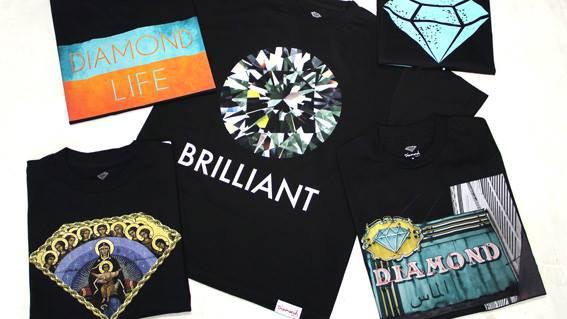 Diamond supply co #Tshirt