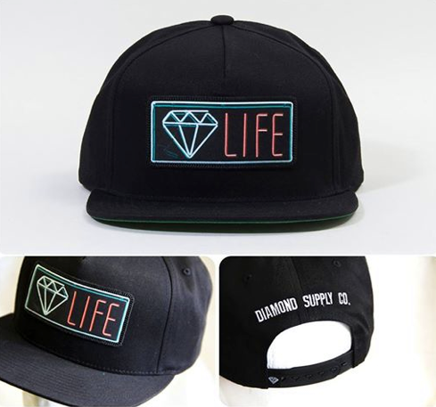 Diamond collection 2014 snapback