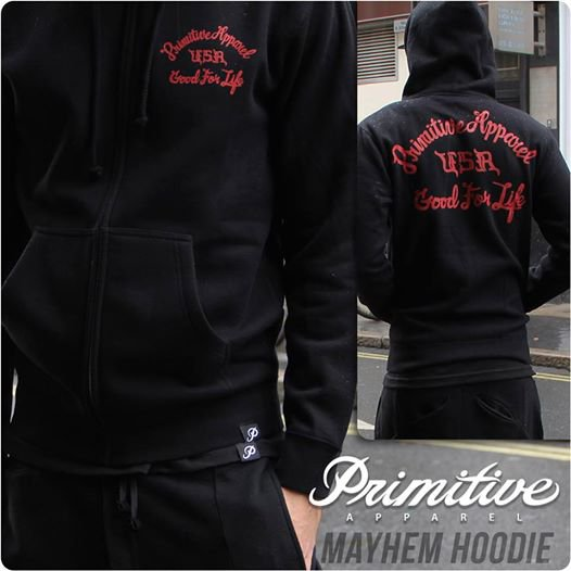 Primitive Apparel mayhem
