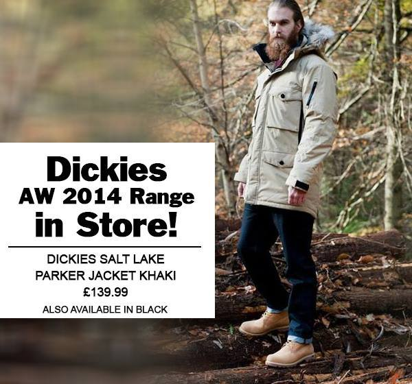 Dickies collection 2014