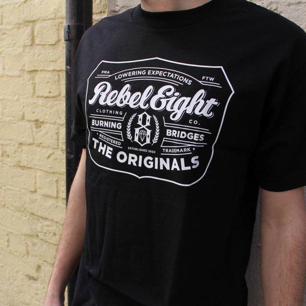 T-shirt REBEL8 Originals,
