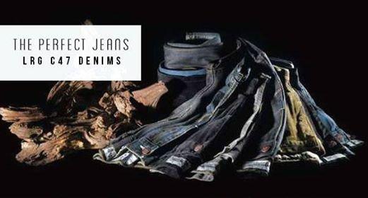 LRG C47 jeans