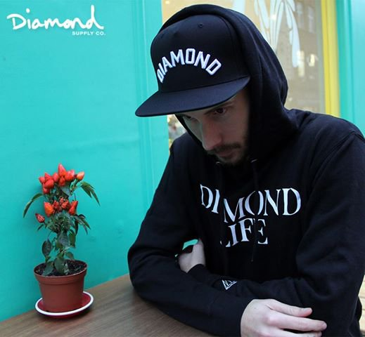 la nouvelle collection Diamond Supply Co  automne-hiver 2014 est enfin disponible