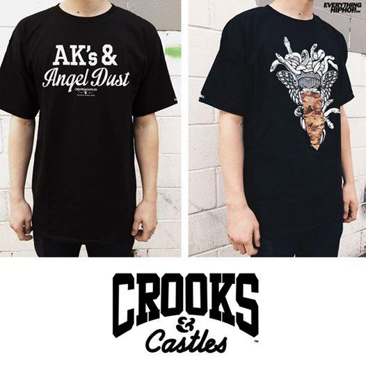 Collection 2014 de CrooksnCastles viens juste d'arriver