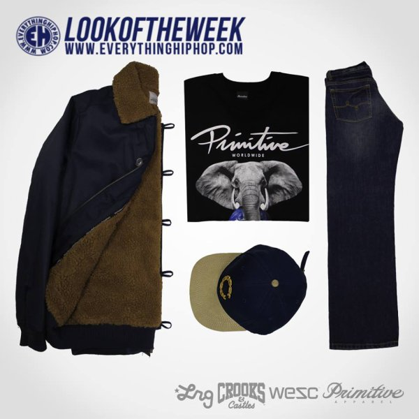 LOOKDELASEMAINE‬ avec LRG Clothing, CrooksnCastles, Primitive Apparel et WeSC (We Are the Superlative Conspiracy)