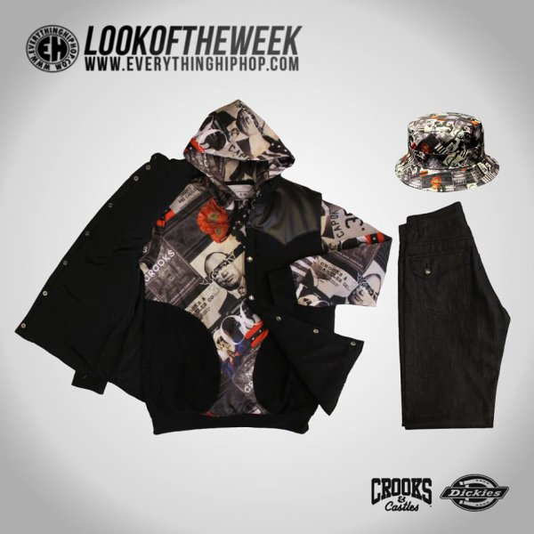 LOOKDELASEMAINE‬ CrooksnCastles, Dickies
