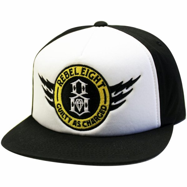 Les casquettes Rebel8