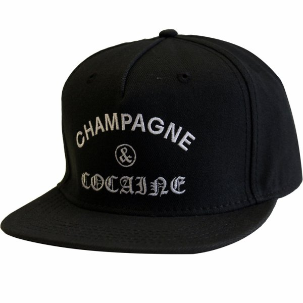 "Crooks and Castles lance sa ligne ""Champagne & Cocaine"""