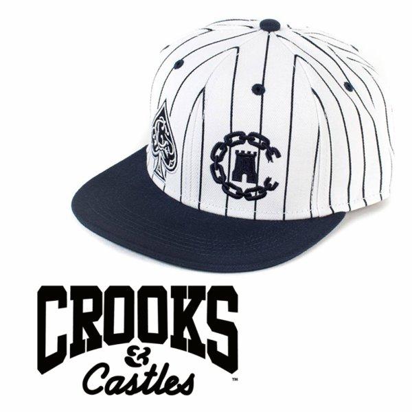 La Nouvelle casquette de Baseball CrooksnCastles