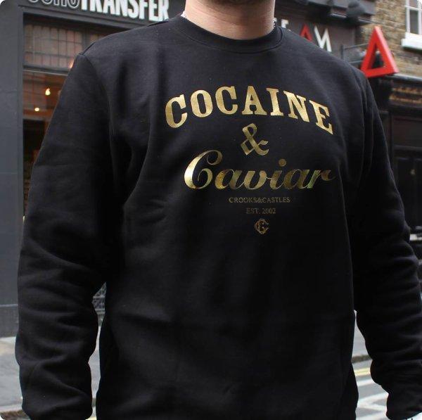 Voici le nouveau de la grande famille Cocaine and Caviar de CrooksnCastles.