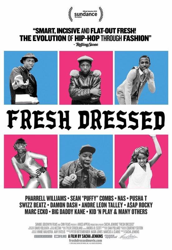 Fresh dressed: le doc incontournable sur la mode vestimentaire dans le milieu hiphop