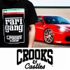 Le plein de fringues swag avec Crooks and Castles