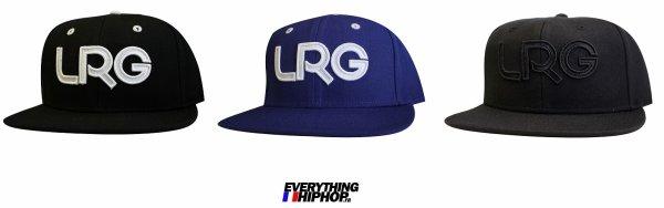 Casquettes LRG: Toutes les nouveautés!