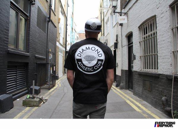 T-shirt Streetwear avec Imprimé dos