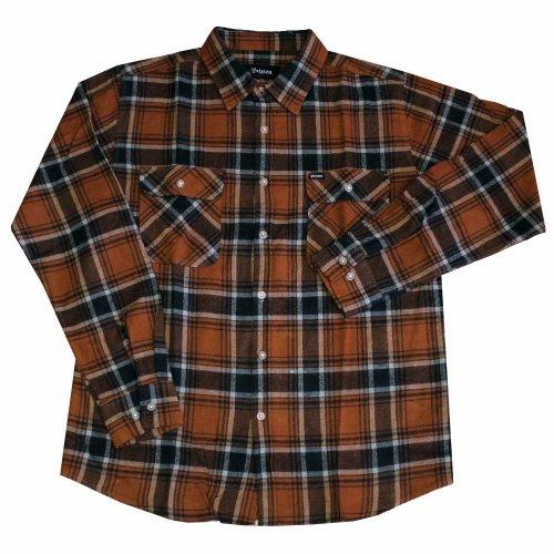 Chope le style Nekfeu avec les vestes à carreaux Brixton