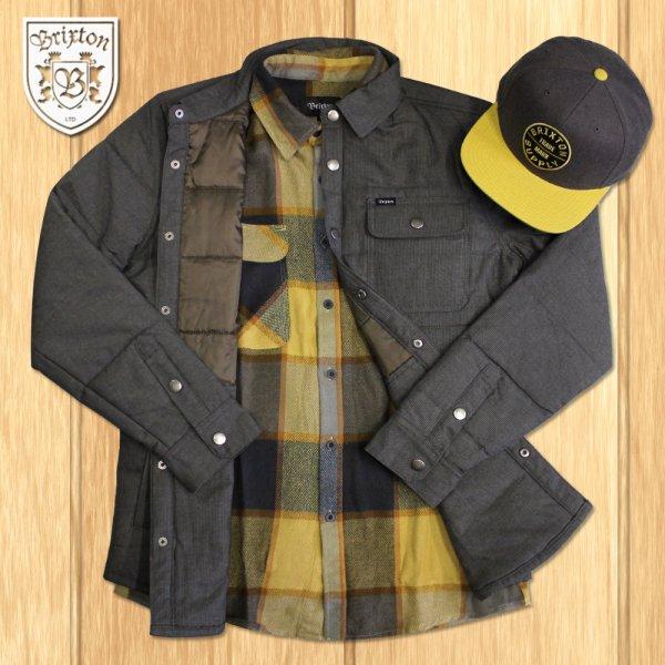 Chope un look streetwear 100% de saison avec Brixton Ltd