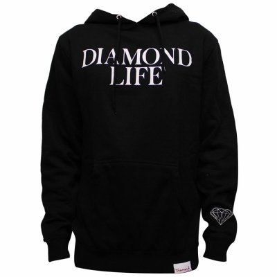En mode #diamondlife avec Diamond Supply Co