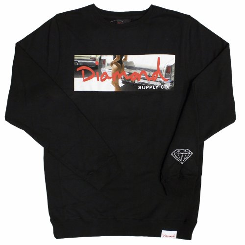 Nouvel arrivage de vêtements Diamond Supply Co: C'est chaud!