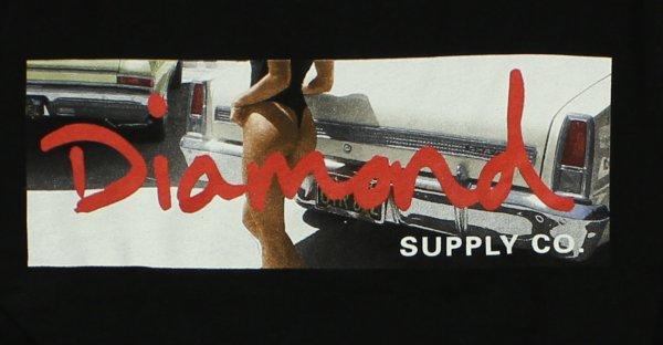 Nouvel arrivage de vêtements Diamond Supply Co: C'est chaud!
