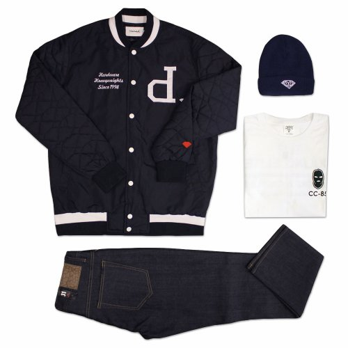 Look de la semaine en mode thuglife feat Diamond Supply CO, Crooks & Castles et LRG Clothing