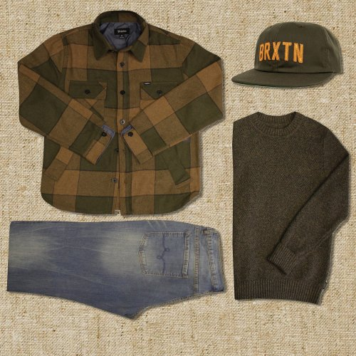 Look de la semaine en mode skate avec Lrg Clothing et Brixton Ltd