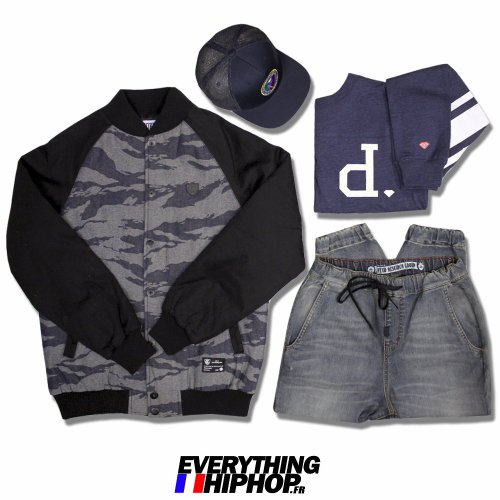 Outfit de la semaine avec les vêtements Diamond Supply Co, Crooks and Castles et Lrg Clothing
