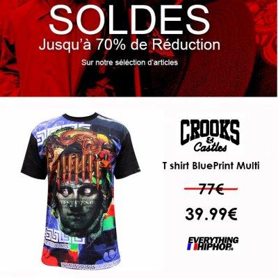 Soldes streetwear, hip hop, skate: tous les vêtements sur Everythinghiphop.fr