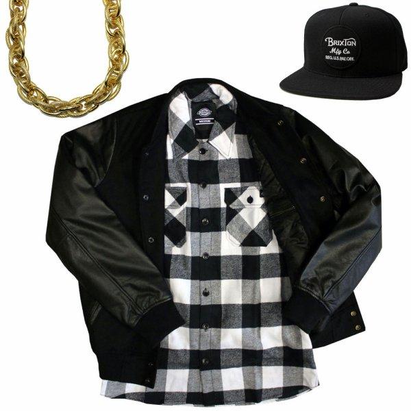 Tous les vêtements pour un style Straigh Outta Compton