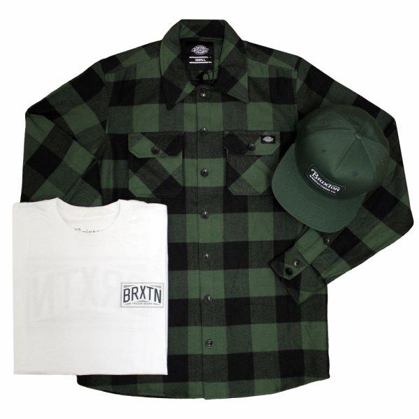 Dickies et Brixton t'habille en vert pour la Saint Patrick