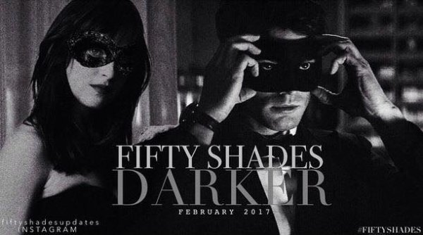 Fifty Shades Darker !