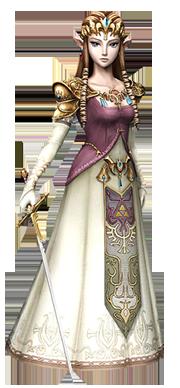 the legend of zelda twilight princess personage principaux