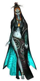 the legend of zelda twilight princess personage principaux