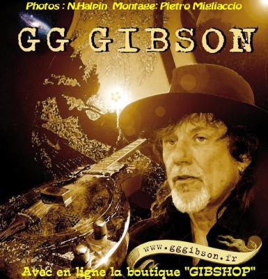 GG Gibson's news !