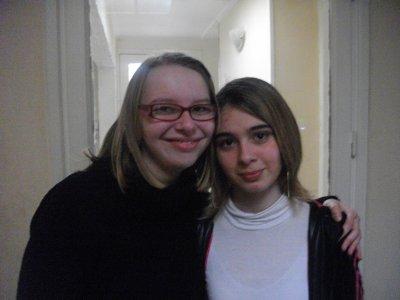 (l) Samantha et moi (l)