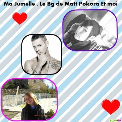 (l) Ma Viie (l) ( Ma Jumelle Tmtc ) Matt Pokora Et Moi (l)
