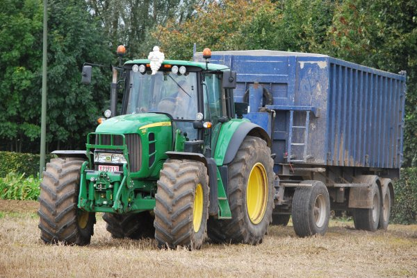 Beat master 3200 et new holland TM 150