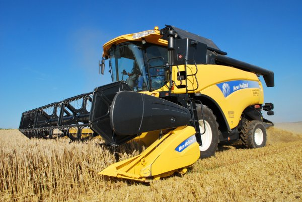 Doublette NEW Holland CX une CX8040 et une CX 8060