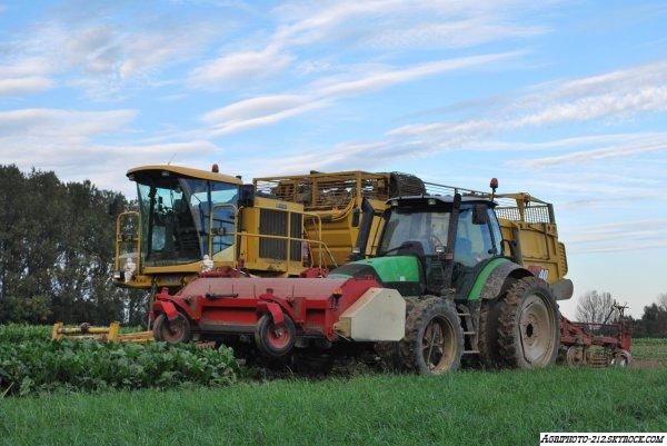 CMG CDR 40 Et Deutz Fahr Agrotron