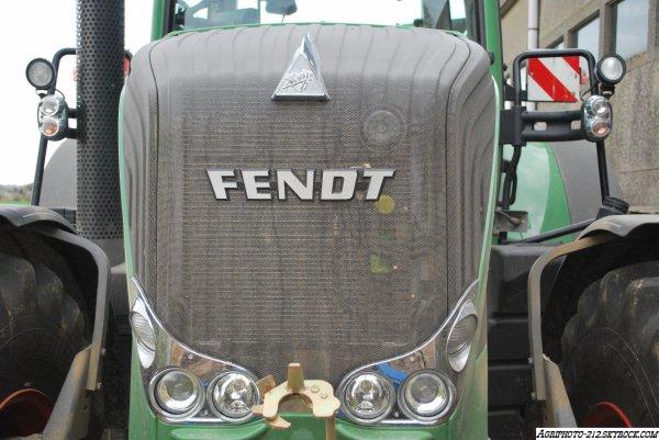 Vredo VT 3936 Et Fendt 828 Vario