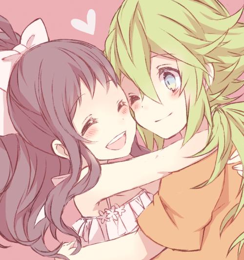 Os n°2: Grace a un rêve du passé je t'ai avoué que je t'aimais !!! (N/Kumi)