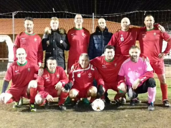 réglement intérieur de l'association foot des vétérans portugais