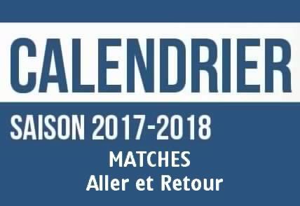 CONVOCATIONS; CALENDRIER; BUTEURS; STATISTIQUES; POULE.. SAISON 2017-2018