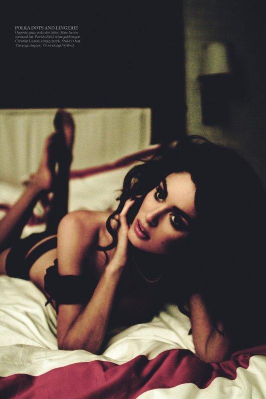 Oh, Pretty Woman: Nicole Trunfio